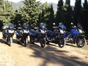 motor cycle tours in spain