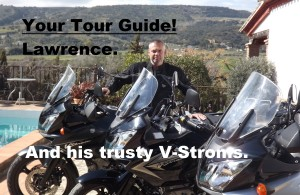 motorcycle guided tours spain