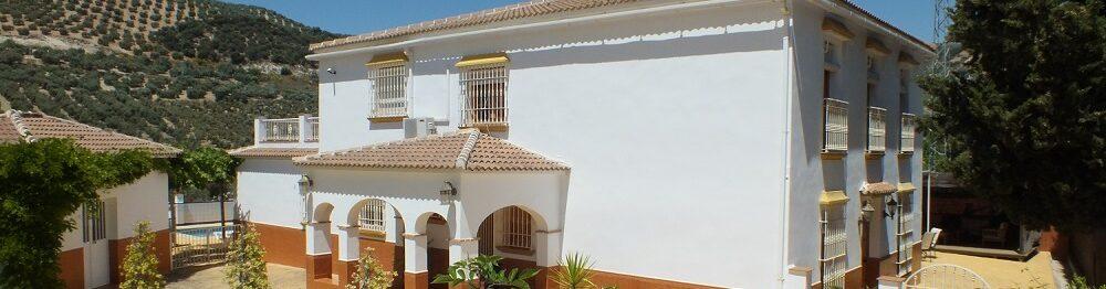 Casa Pino Solo Iznajar Villas