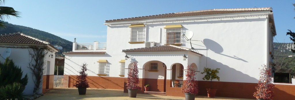 Spanish Villa Rental