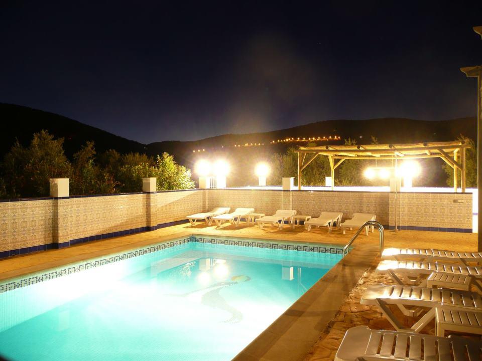 Outdoor Heated, Chlorine Free Pool